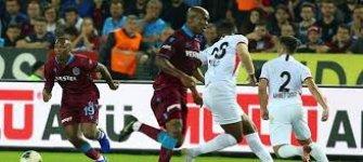 Trabzonspor 2 - 2 Gençlerbirliği