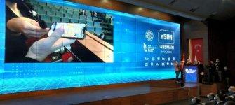 2021'de Kullanıma Giriyor! Türk Mühendisler Tarafından Geliştirilen 'esim' Tanıtıldı